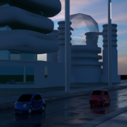 Futuristic road 1 render_13 (wet)