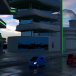 Futuristic road 1 render_28 (wet and cinamatic)