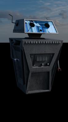 Robot Portrait 2