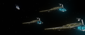 Test image for scene with star destroyers