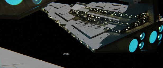 Test image for scene with star destroyers2(Cy)