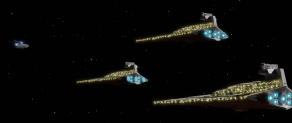 Test image for scene with star destroyers(Cy)